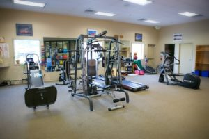 Care Medical Group Bellingham Physical Therapy Room