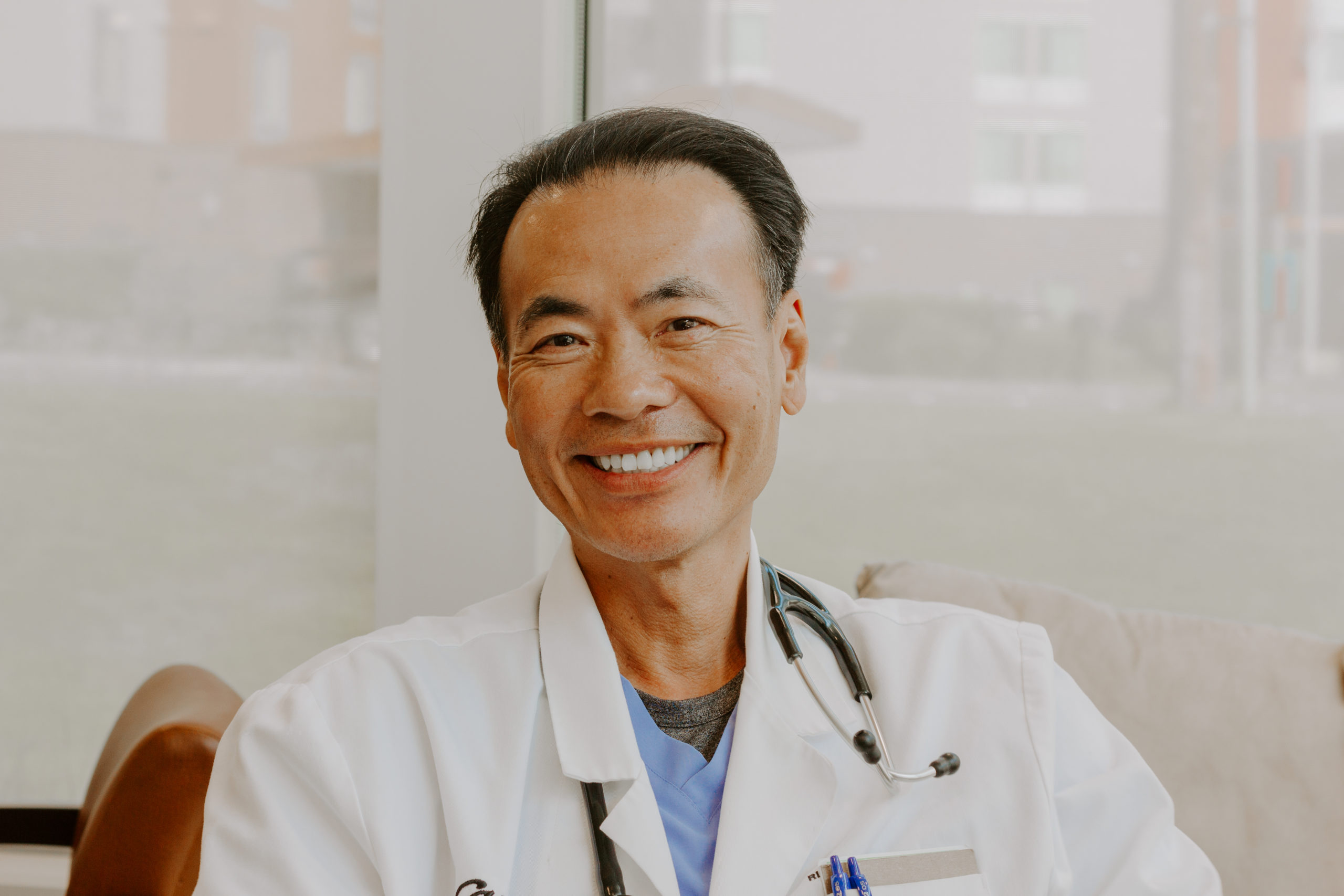 Dr. Richard Wei, MD, MPH – Owner & CEO